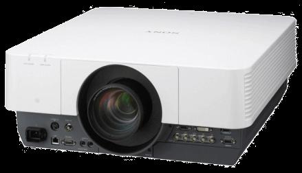 Sony VPL-FH500L #Objektiv optional - WUXGA Installation-Beamer