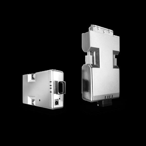 LINDY 500m LWL / Fibre Optic DVI-D Dual Link Extender