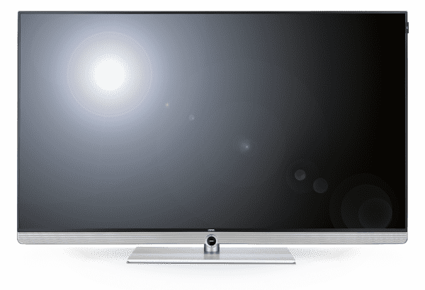 Loewe Art 55 Chrome Silver