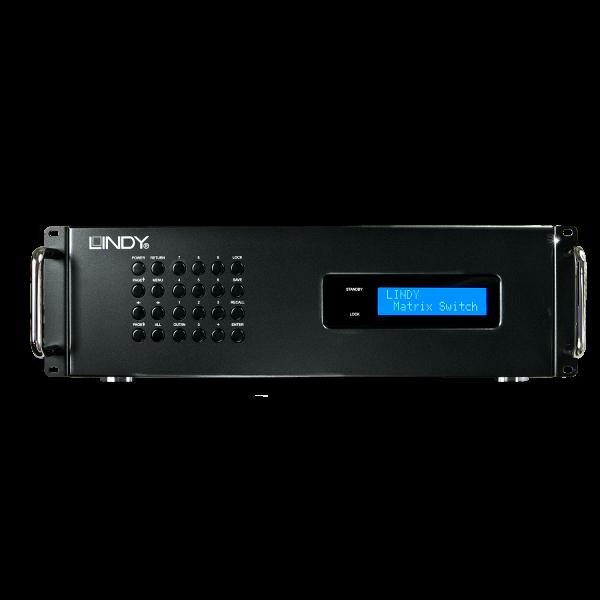 LINDY 16x16 Modular Matrix Switch Gehäuse