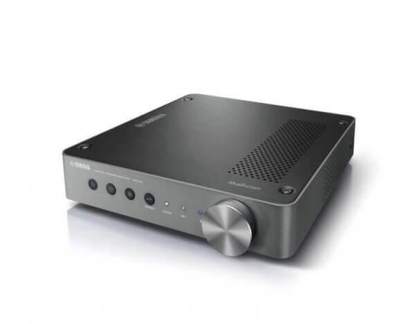 Yamaha MusicCast WXA-50 Wireless Streaming Amplifier, Finish: Dunkelsilber