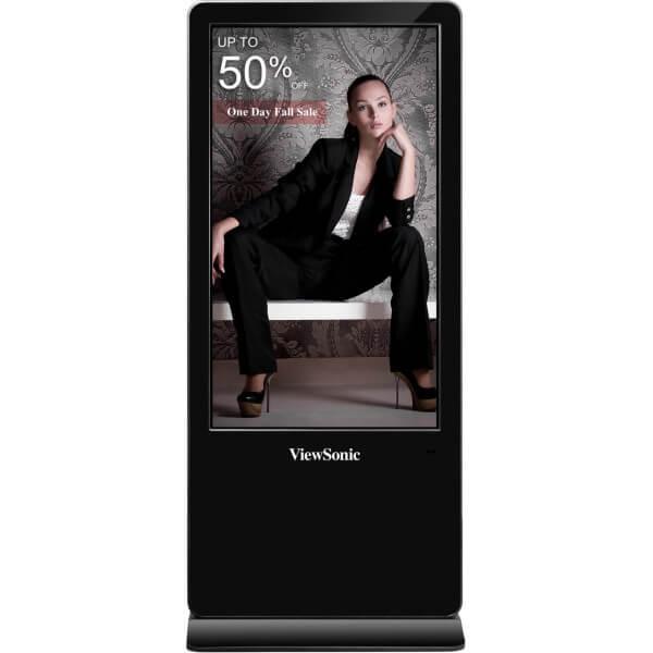 "Viewsonic EP5540 - ePoster 55"" 4K-UHD 350 nits"