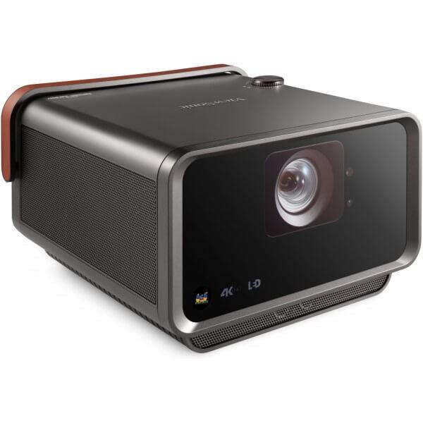 ViewSonic X10 - 4K HDR LED-Projektor für's Heimkino - 2400 ledLumen