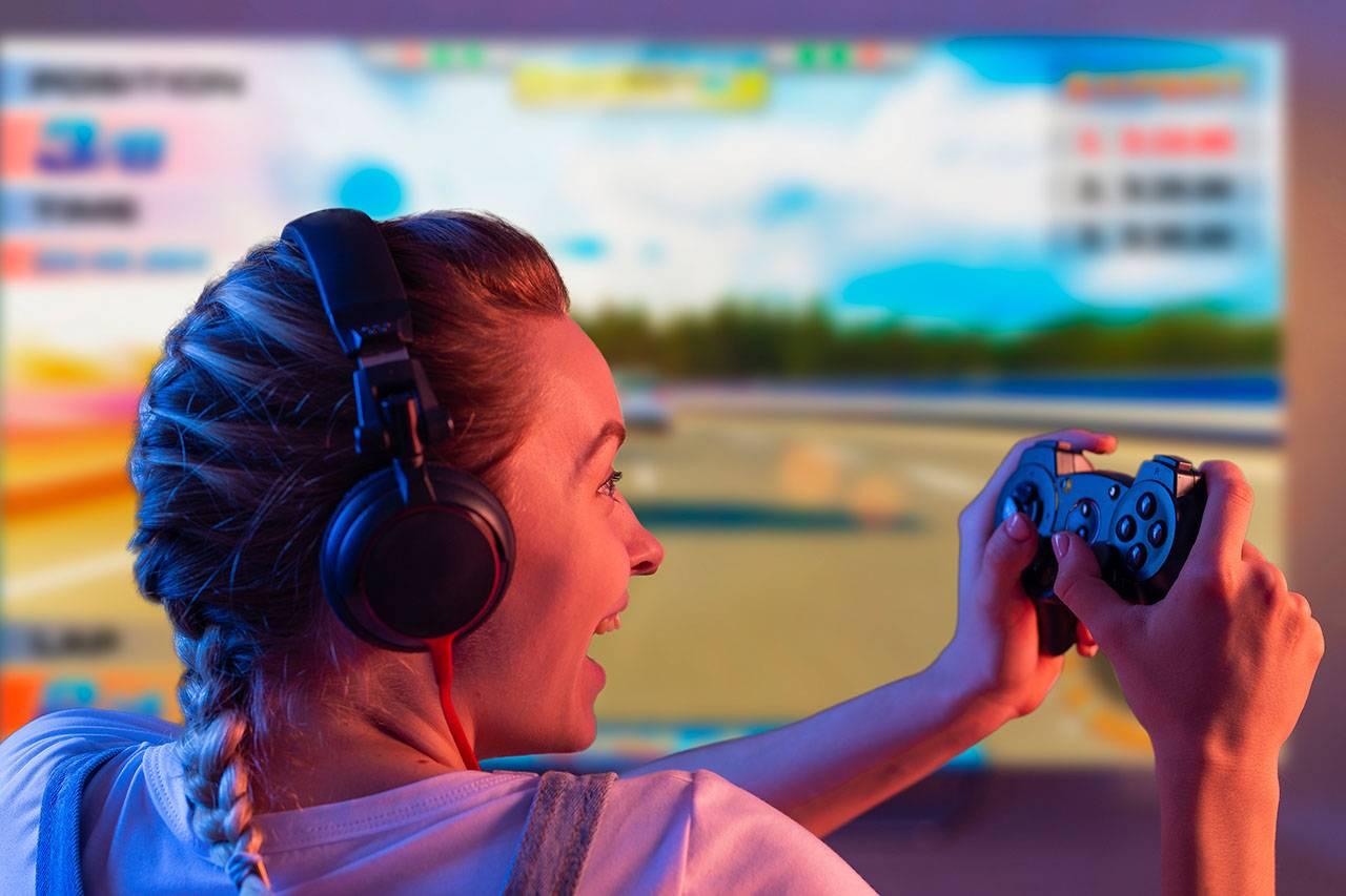 Gaming pur erleben