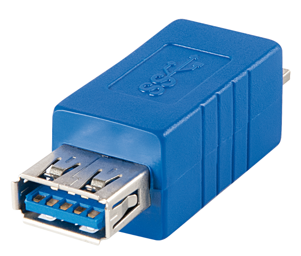 LINDY USB 3.0 Adapter Typ A/Micro-B