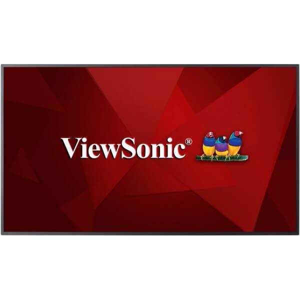 "Viewsonic CDE6510 - LCD-Display 65"" 4K-UHD 350 nits"