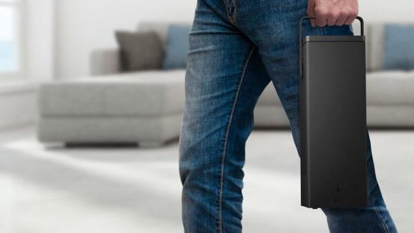 LG Beamer bietet HDR-Modis