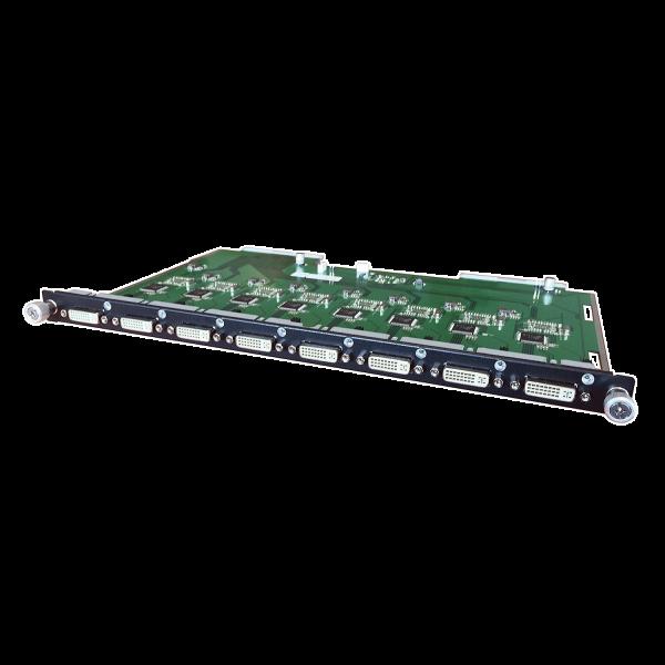 LINDY Modulares 8 Port DVI-D Single Link Ausgangsboard