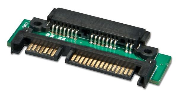 LINDY Micro SATA an SATA Adapter für Micro SATA Device