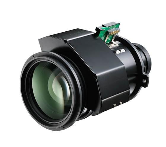VIVITEK Objektiv, Modell D98-2040, Nr.3797893200-SVK