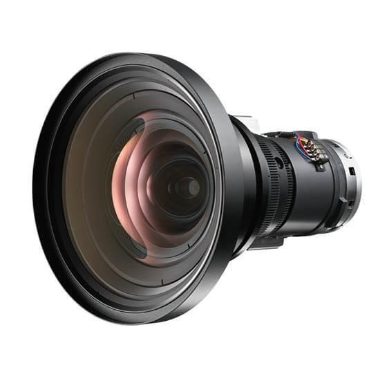 VIVITEK Objektiv, Modell D88-UWZ01, Nr.3797804200-SVK