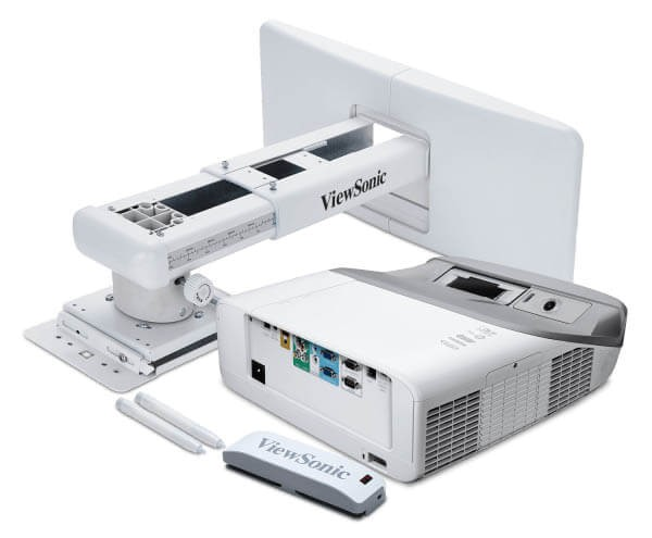 Viewsonic PS750W - DLP-Beamer WXGA-Beamer UST mit 3300 Lm