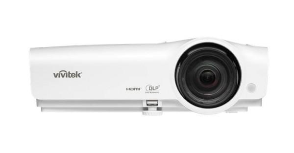 VIVITEK DX281-ST - 1024x768 XGA Beamer mit 3200 Lm