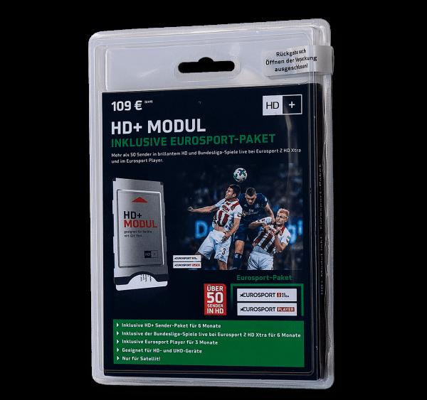 HD+ Modul mit Karte 6 Monate HD+, EUROSPORT