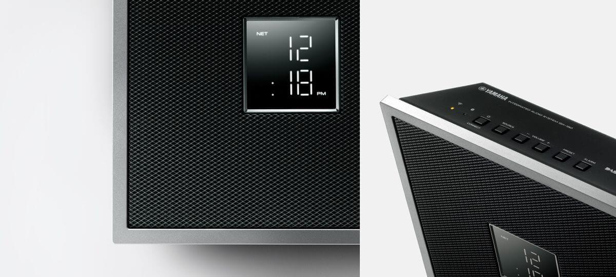 yamaha isx 18d multiroom audio sehr hochwertig von. Black Bedroom Furniture Sets. Home Design Ideas