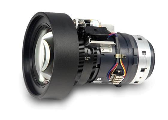 VIVITEK Objektiv, Modell D88-ST001, Nr.3797744200-SVK