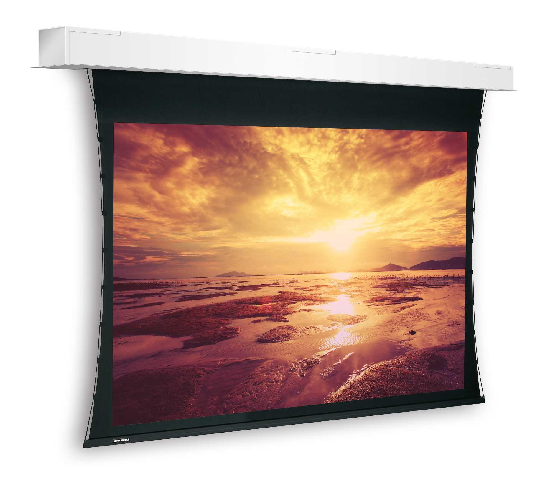 projecta tensioned descender large electrol 4 3 von projecta f r von beamer24. Black Bedroom Furniture Sets. Home Design Ideas