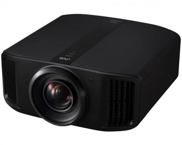 JVC DLA-NX9B 4K nativ, 8K-Shift HDR Heimkino-Projektor