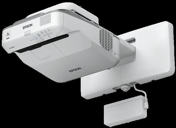 Epson EB-680Wi - Ultrakurzdistanz-Projektor