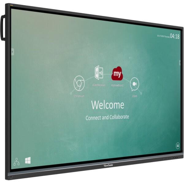 "Viewsonic interactive 4K Whiteboard 65"" ViewBoard® IFP6550-2EP"