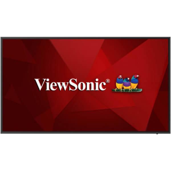 "Viewsonic CDE6520 - LCD-Display 65"" 4K-UHD 450 nits"