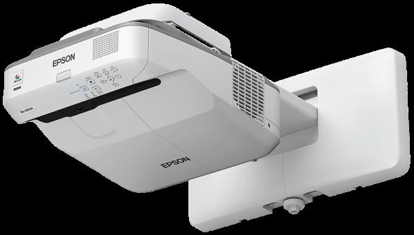 Epson EB-680 - Ultrakurzdistanz-Projektor