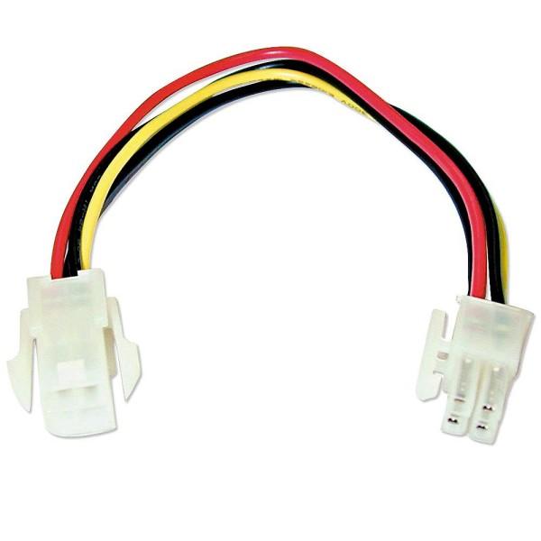 LINDY ATX P4 Mainboard Stromverlängerungskabel, ca. 0.3m