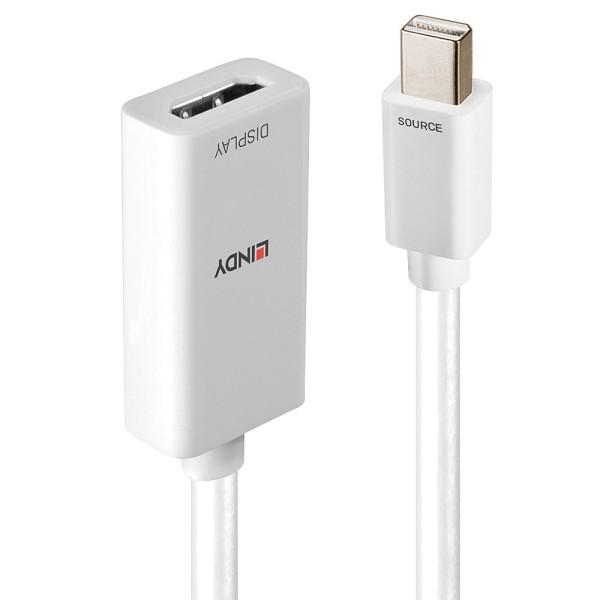 LINDY Mini DisplayPort 1.2 auf HDMI 18G HDR Konverter, aktiv