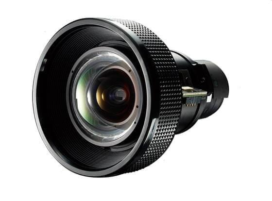 VIVITEK Objektiv, Modell VL904G-LNS-5FX2, Nr.5811120818-SVV