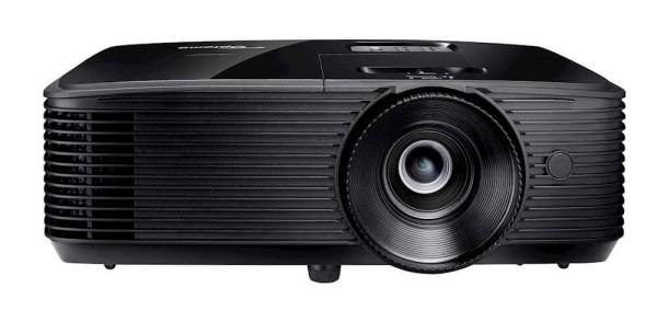 OPTOMA HD28e 1080p-Beamer mit Lampe