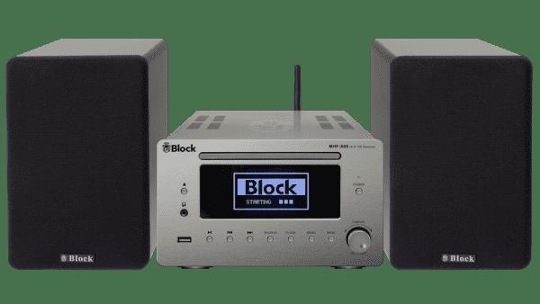 Block MHF-800 Mikroanlage
