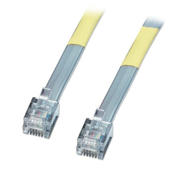 LINDY 5m RJ12 Kabel 6P6C