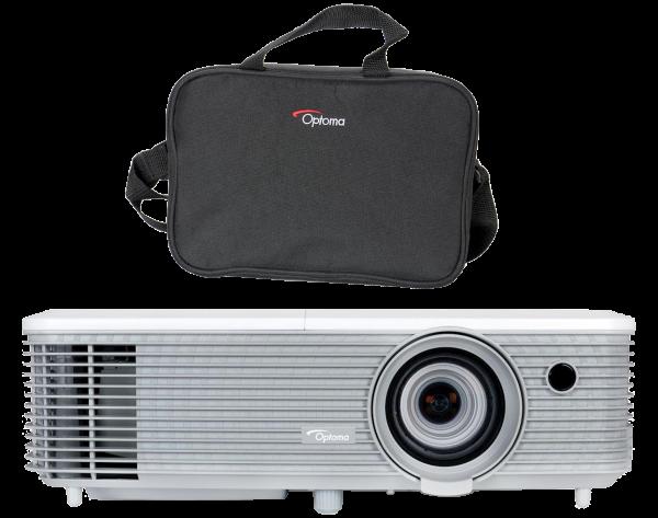 Optoma EH400 Bundle gratis Softbag