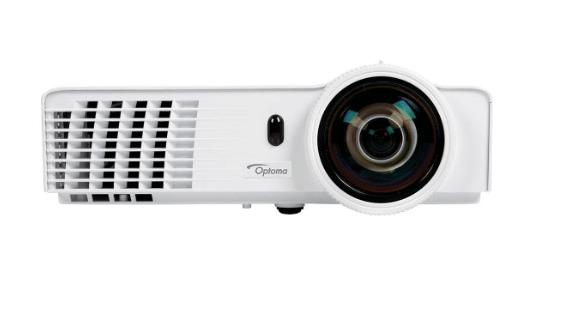 OPTOMA GT760 HD-Beamer mit Lampe