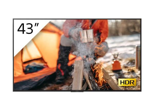 "Sony BRAVIA FWD-43X70H-T 4K-HDR LED Prof.-Display 43"""