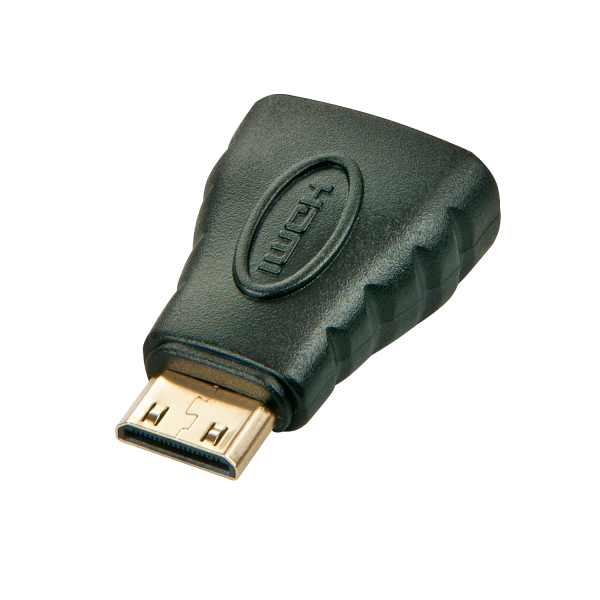 LINDY HDMI an HDMI Mini Adapter Typ A (female) / C(male)