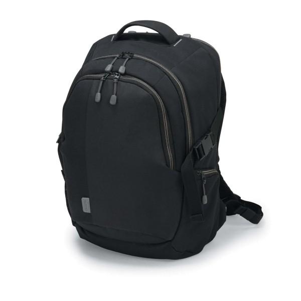 DICOTA Backpack ECO ist Rucksack für Projektor, Tablet + Laptop