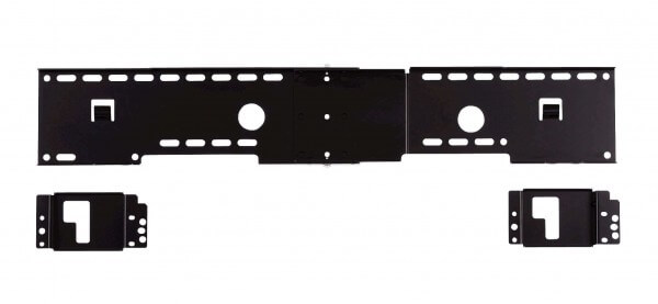 Yamaha SPM-K30 Soundbar-Halter, Finish: Schwarz