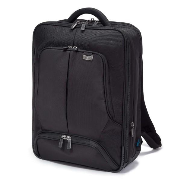 DICOTA Backpack PRO - der Rucksack für Beamer + Ipad oder Tablet